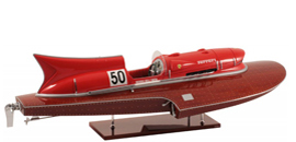 Модели катеров Runabouts