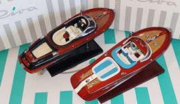 Модели яхт и катеров RIVA